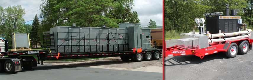 Felling Trailers OEM Division- Creating Customized Trailers