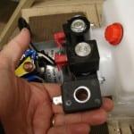 Square Coil - Hydraulic Dump Trailer System