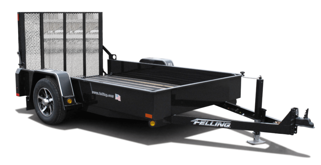 FT-3 - small utility trailer