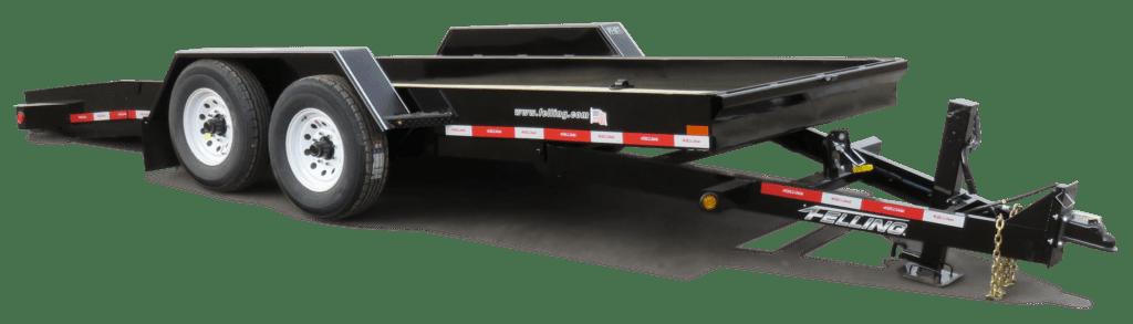 FT-12 T - 106735LAE - Tilt Deck Trailer