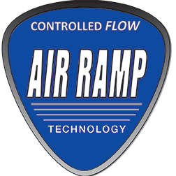 Air Ramp Technology by Felling trailers